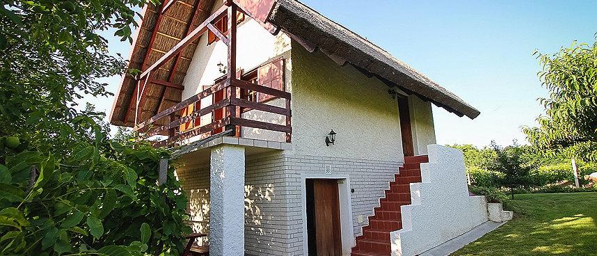 FU-11 - Wohn /- Ferienhaus - herrliche Aussicht...