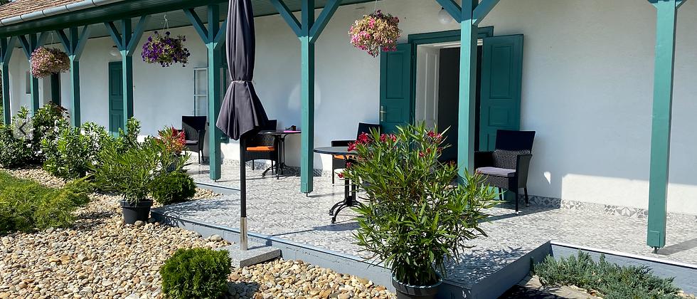 PS-40 - Geschmackvoll renoviertes Bauernhaus - 90 m2  WF  - 10 Min. v. Balaton
