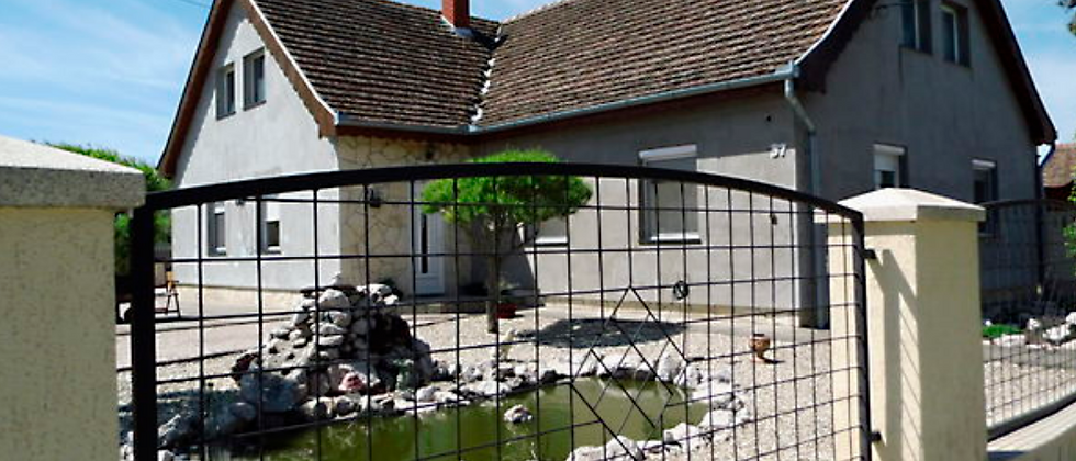 DR-30 - Einfamilienhaus - Nähe Harkany -sehr grosses 7250m2 Grundstück