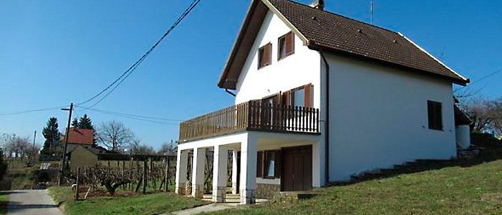 MH-22 - Spez. Wohnhaus, 140m2 - herrliche Aussicht auf die Donau - bei Mohács