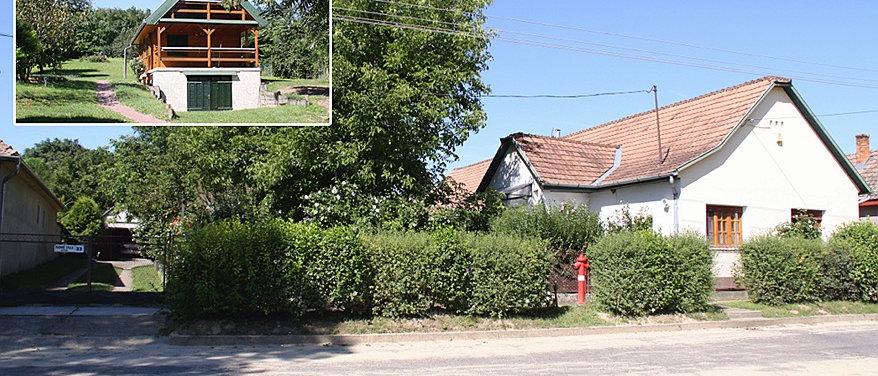 BM-88 - Anwesen mit Wohnhaus - Blockhaus, Pool, Sauna etc. - WF 170m2