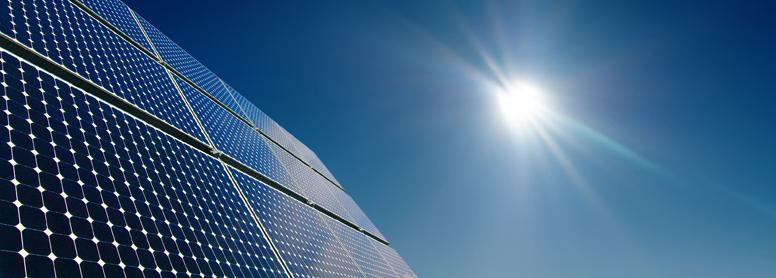 Solarkraft - Solorenergie