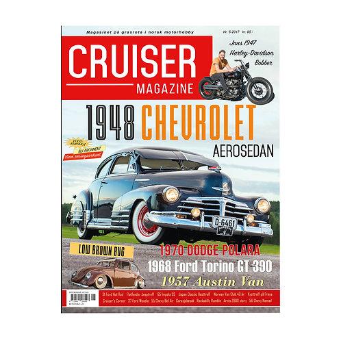 Cruiser Magazine nr. 5 - 2017