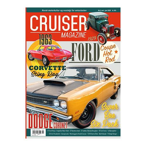 Cruiser Magazine nr. 2-2020 - mai-juni
