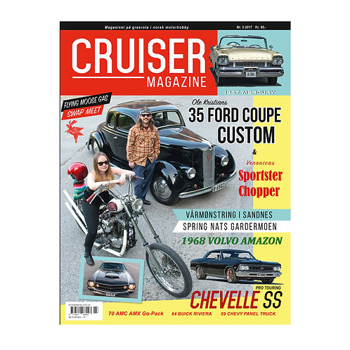 Cruiser Magazine nr. 3 - 2017