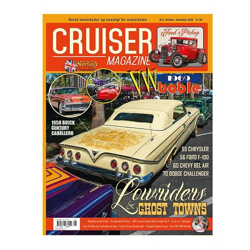 Cruiser Magazine nr. 5 - 2020 oktober - desember 2020