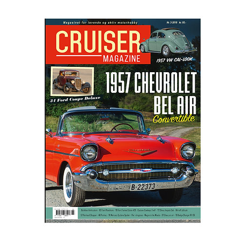 Cruiser Magazine nr. 3- 2018