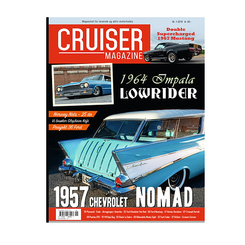 Cruiser Magazine nr. 1-2019