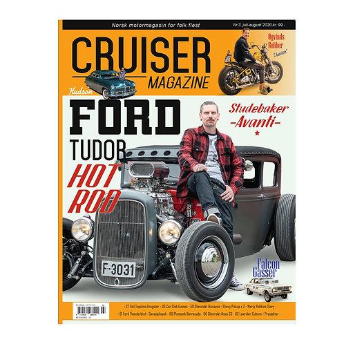 Cruiser Magazine nr. 3 - 2020 - juli-august