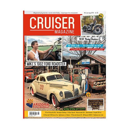 Cruiser Magazine nr. 3 juni-august 2019