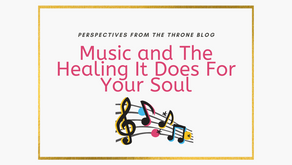 Music And The Healing It Does For Your Soul