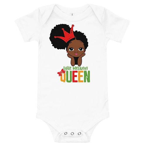 Little Melanin Queen Onesie