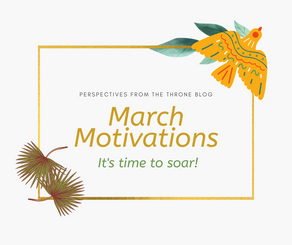 Not Quite Madness Just March Motivations