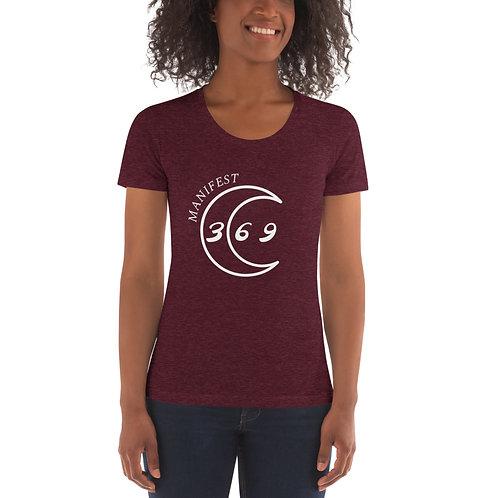 3 6 9 Manifest Women's Crew Tshirt