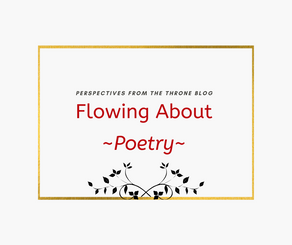 Flowing About~{Poetry}