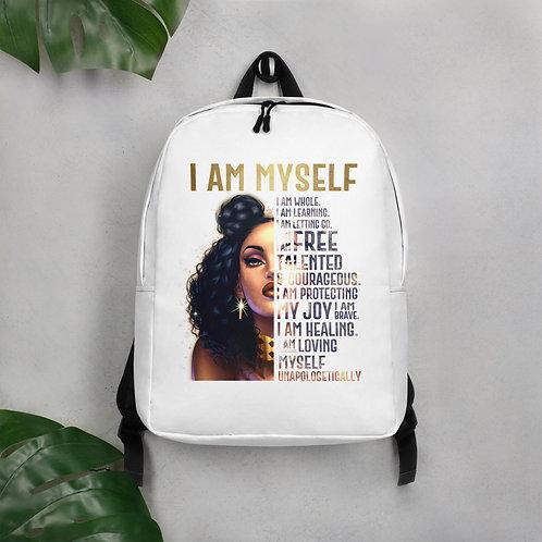 I Am Myself Backpack