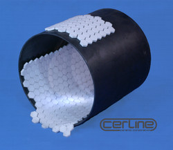 Cerline Ceramic Corporation Abrasive Resisting Lining Anderson Indiana
