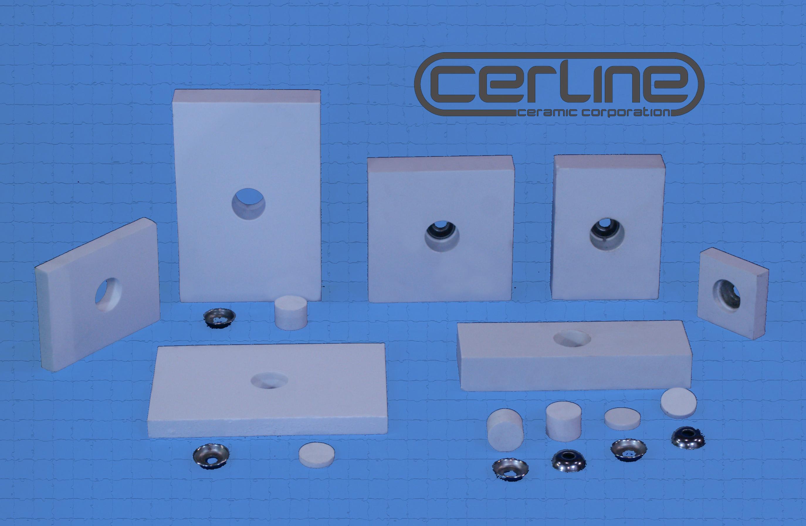 Ceramic Fabricator of Indiana Cerline