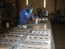 MoFab Aluminum Welding