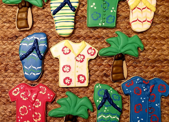 Decorated Cookies - Spring/Summer
