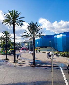 Aquarium of the Pacific in Long Beach, CA