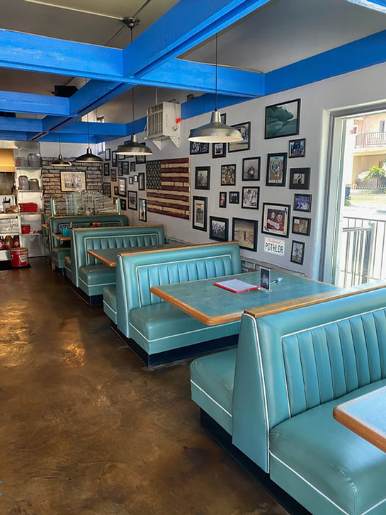 Potholder Cafe in Belmont Heights, Long Beach, CA