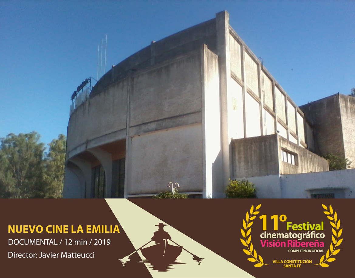 Nuevo cine la emilia