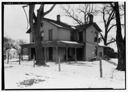 Governor Robert Lucas House, 1030 Carrol