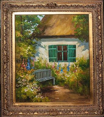 Oil Painting (framed)