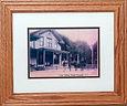 Vintage Photo Good Ground Post Office (framed)