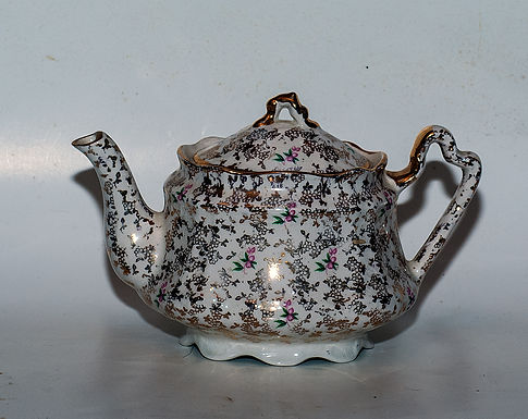Antique English Tea Pot