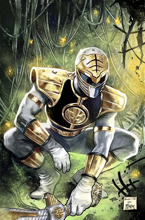 Mighty Morphin Power Rangers #45 Spiderman #1 Torment