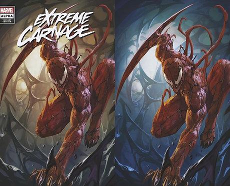 Extreme Carnage Alpha #1 SKAN Variant