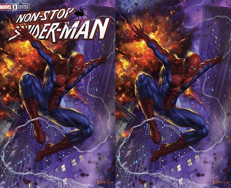 NON-STOP Spider-Man #1 Lucio Parrilo Variant