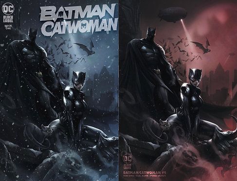 Batman/Catwoman #1 Francesco Mattina Variant