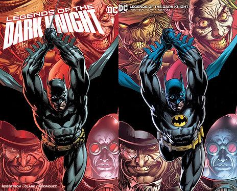 Legends of the Dark Knight #1 Jason Fabok Variant