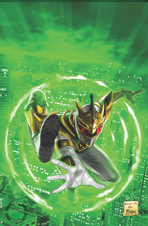 Mighty Morphin Power Rangers #50 ASM 300 Virgin Variant