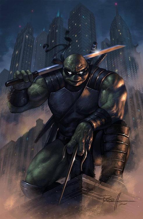 TMNT The Last Ronin #1 Lucio Parrilo Variant