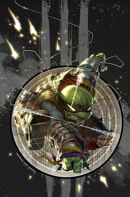 TMNT The Last Ronin #3 kael Ngu 300 virgin Variant