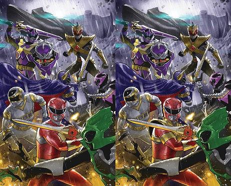 Power Rangers Drakkon New Dawn #3 Diego Galindo Variant