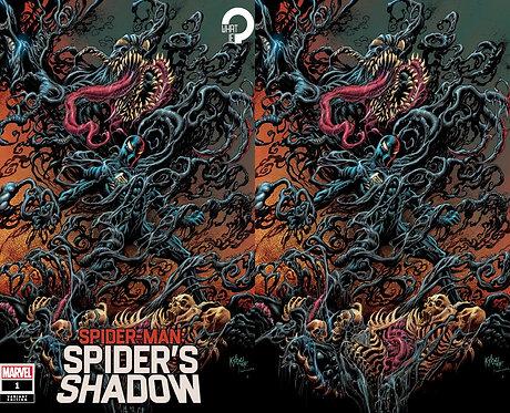 Spider-Man : Spiders Shadow #1 Kyle Hotz Exclusive