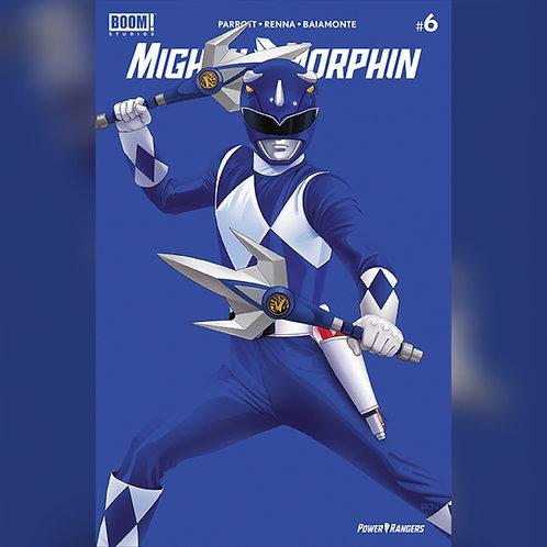 Mighty Morphin #6 Bon Bernardo Variant