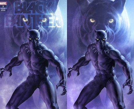 Black Panther #1 Yoon Exclusive