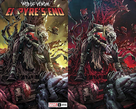 Web of Venom Empires End #1 Kael Ngu Variant