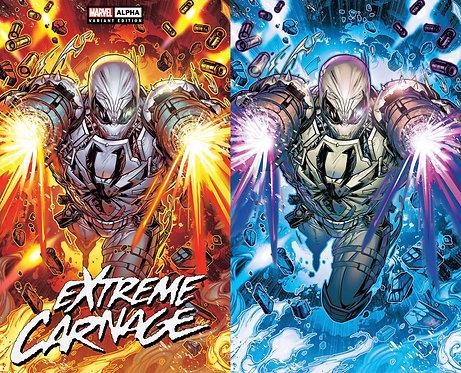 Extreme Carnage Alpha #1 Jonboy Variant