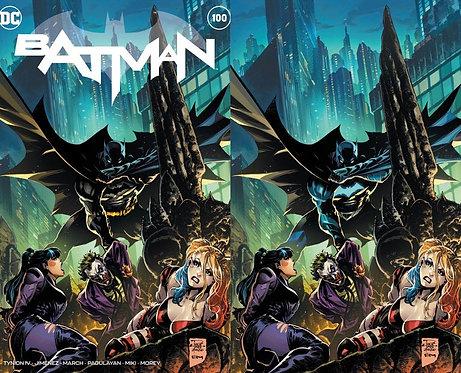 Batman #100 Philip Tan Exclusive Variant