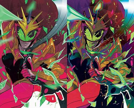 Power Rangers Drakkon New Dawn #3 1:10/1:25 SET