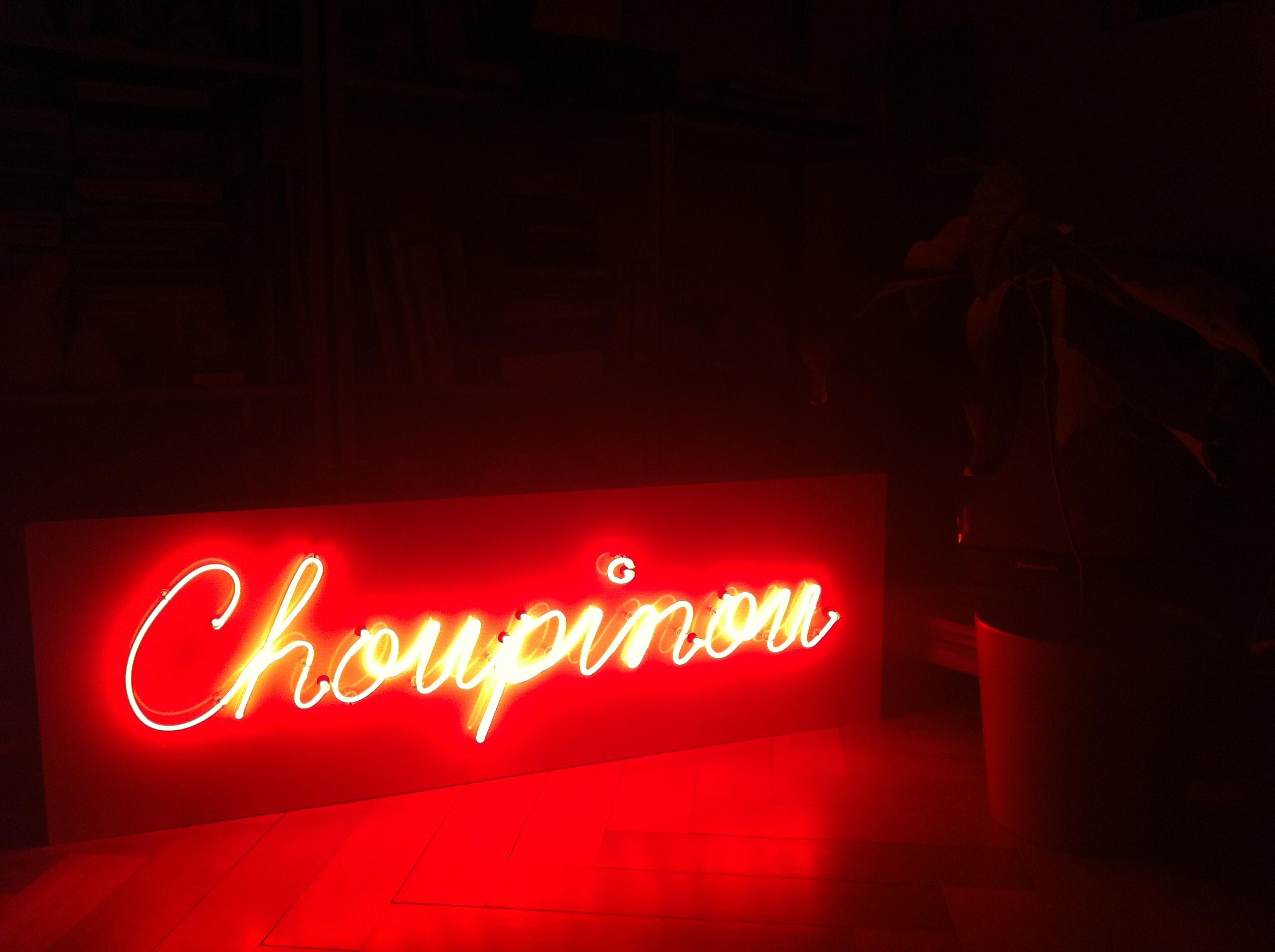 Choupinou