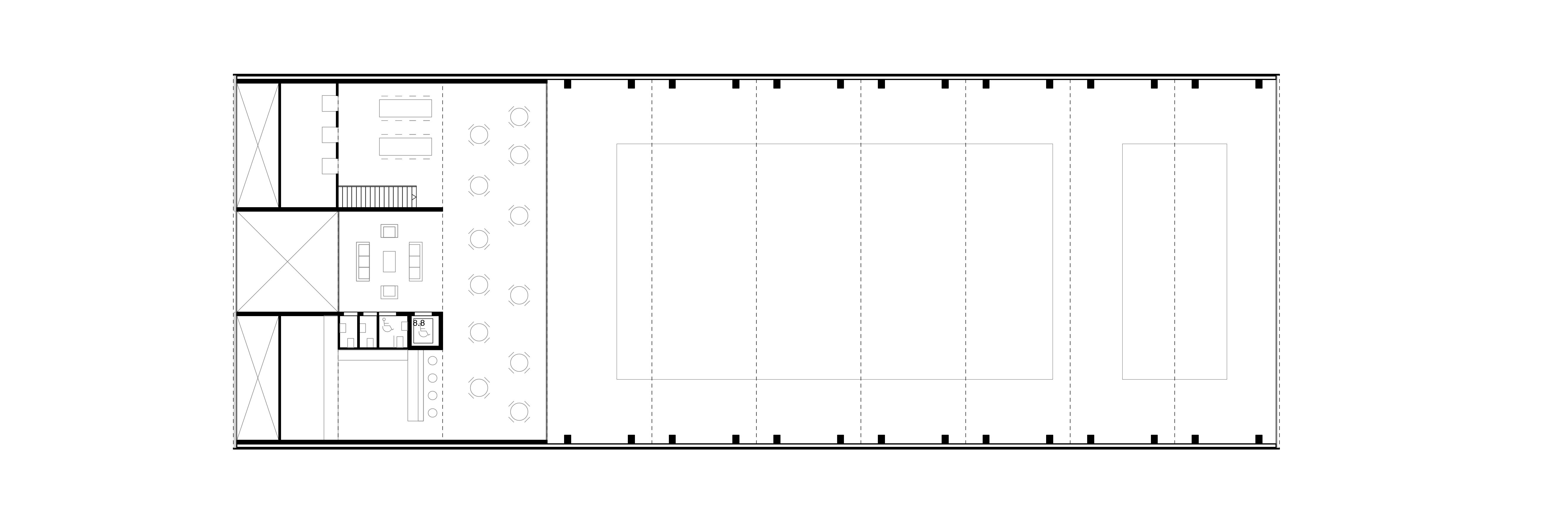 plan de la mezzanine