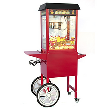 pop corn machine hire